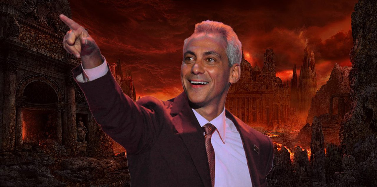 rahm in hell